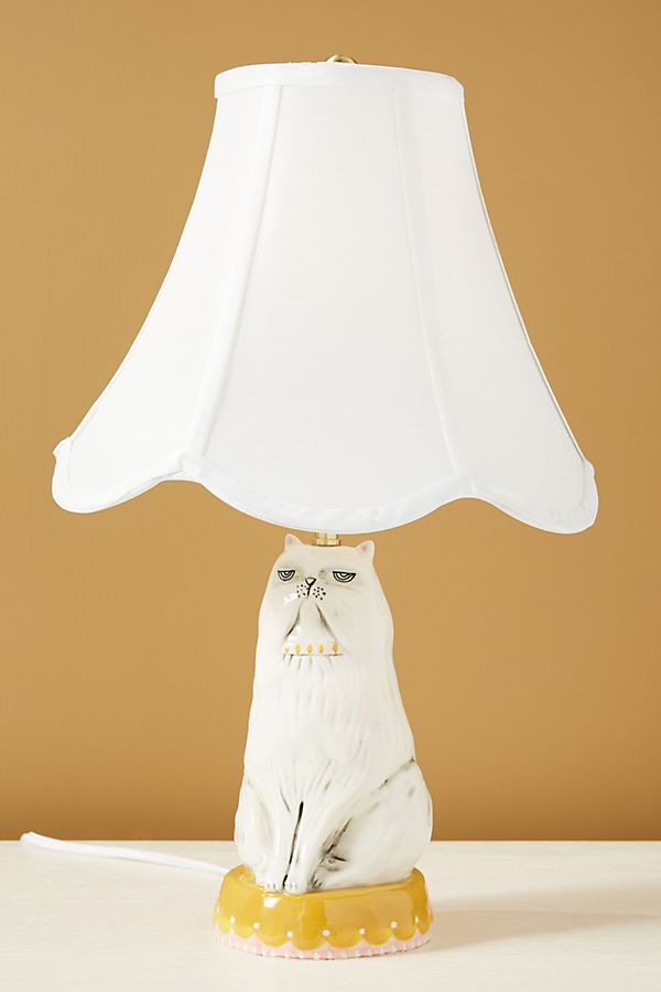 Slide View: 1: Art Knacky Pet Table Lamp