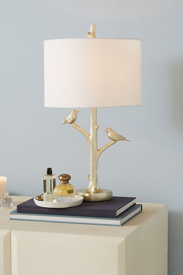 Slide View: 1: Winsome Woodland Table Lamp