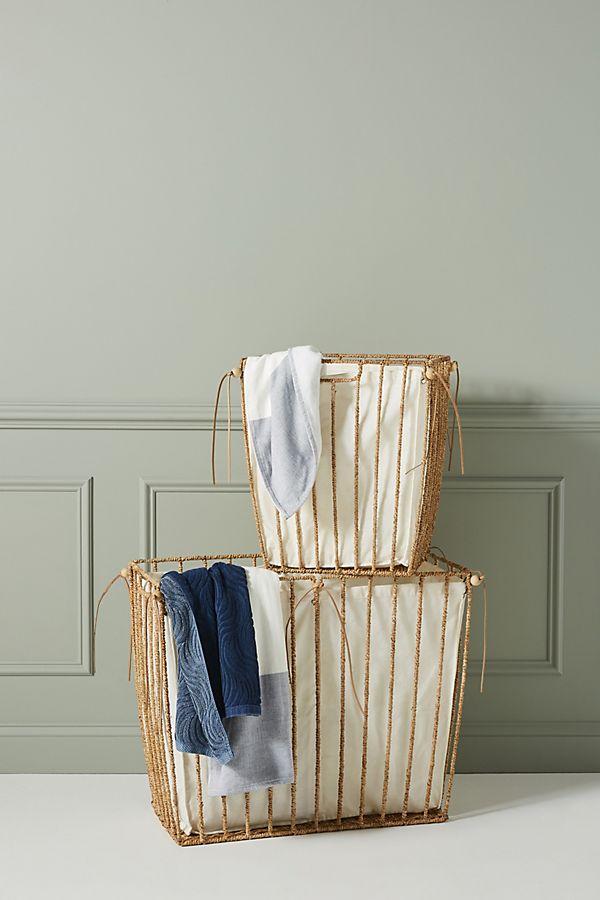 Slide View: 9: Inigo Laundry Basket