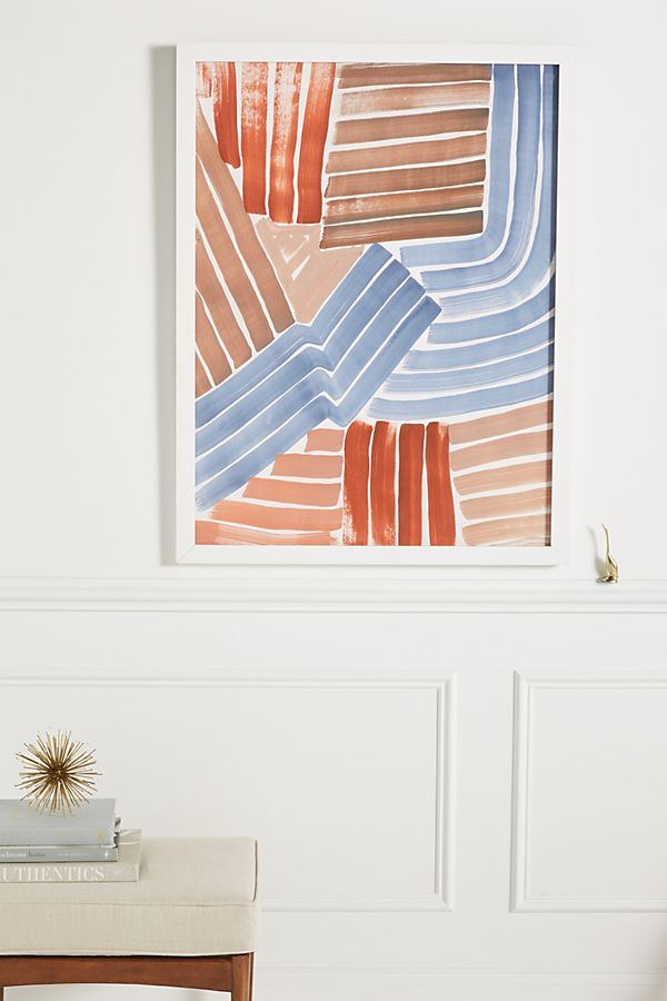 Marvelous Abstract Lines Wall Art Home Interior And Landscaping Staixmapetitesourisinfo
