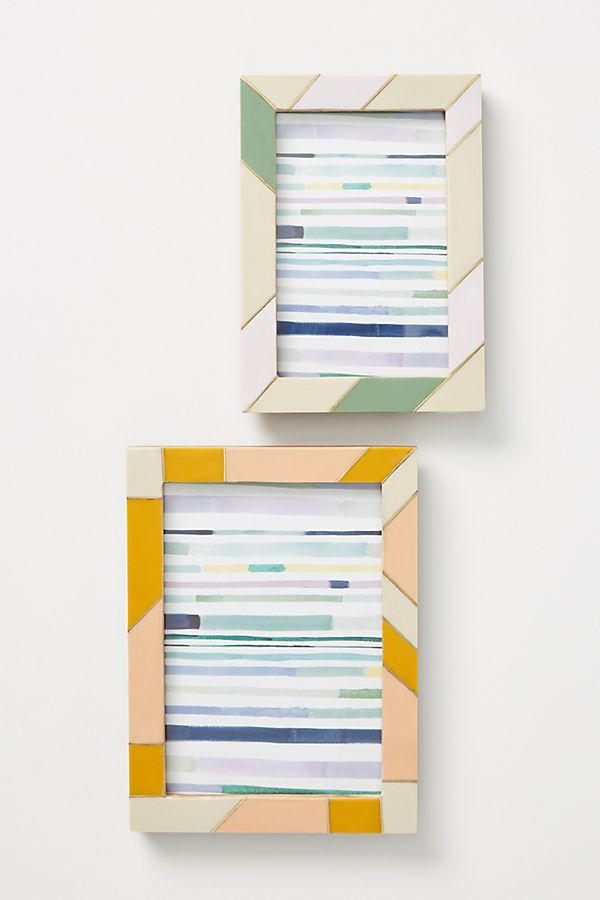 Slide View: 2: Colorblocked Frame
