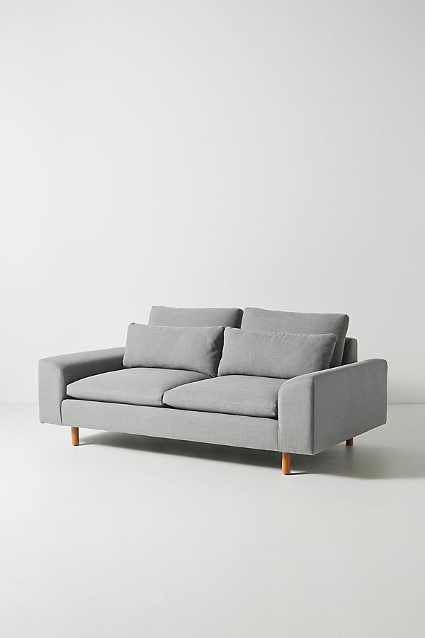 Mirren Two Seater Sofa Performance Linen