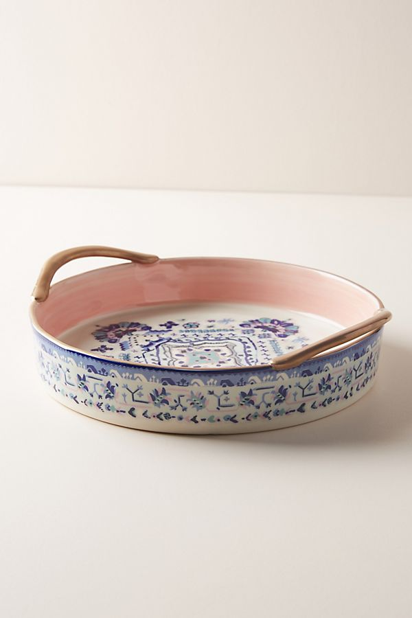 Slide View: 1: Lilia Pie Dish