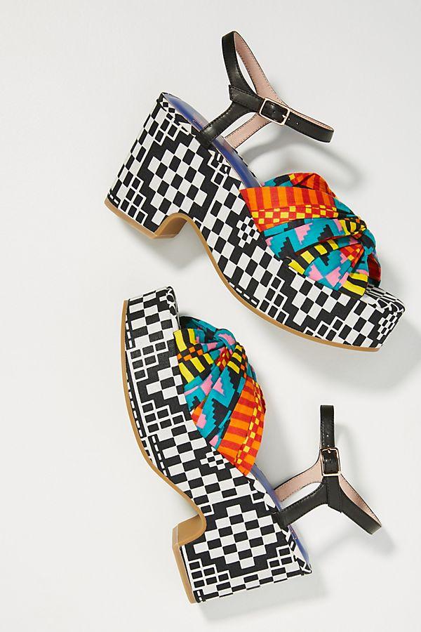 2e4fcabf696 Charlotte Stone Ariane Platform Sandals