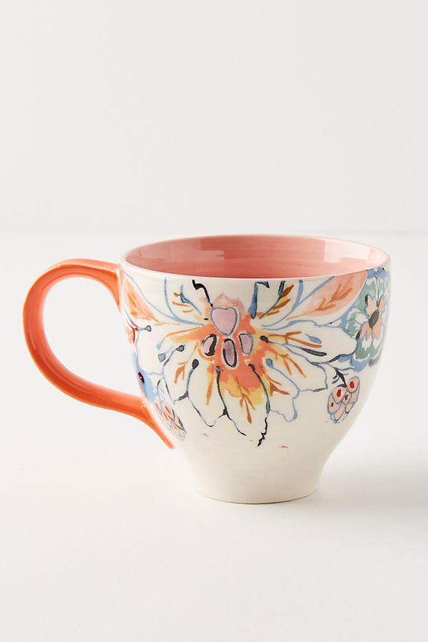 Eres Mug by Anthropologie