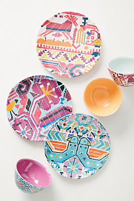 Slide View: 2: Hailee Canape Plate