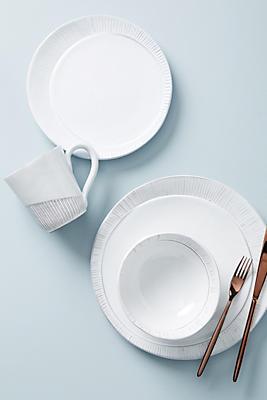 Slide View: 3: Ronaldo Dinner Plates, Set of 4