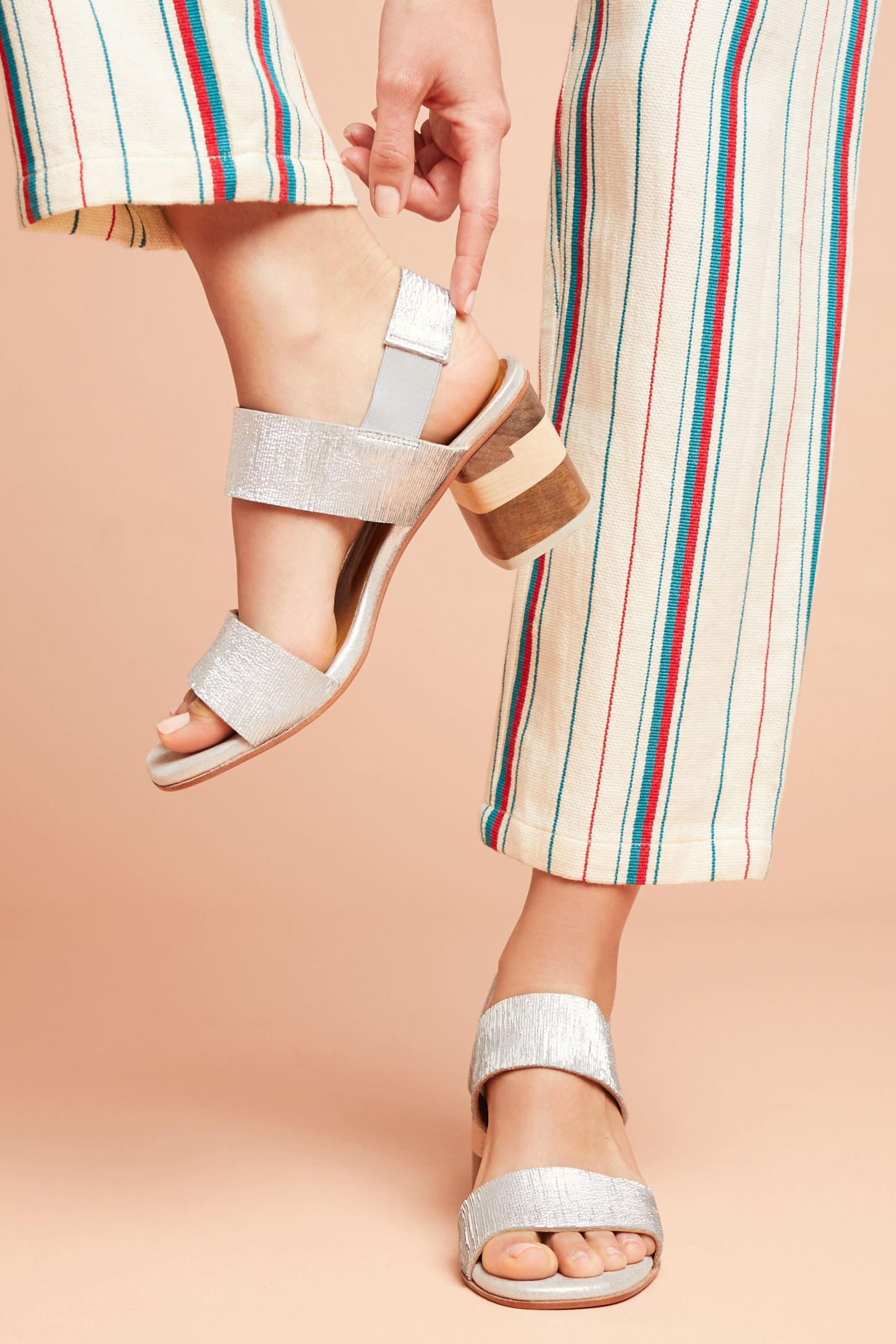 1842323b1 Coclico Bask Heeled Sandals