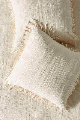 Woven Halley Euro Sham by Anthropologie