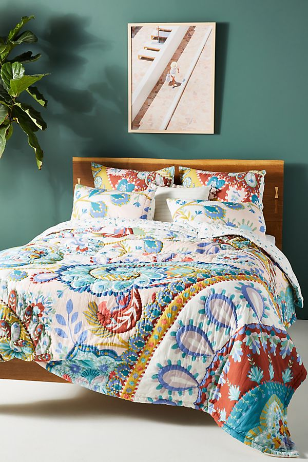 Slide View: 1: Adilah Quilt