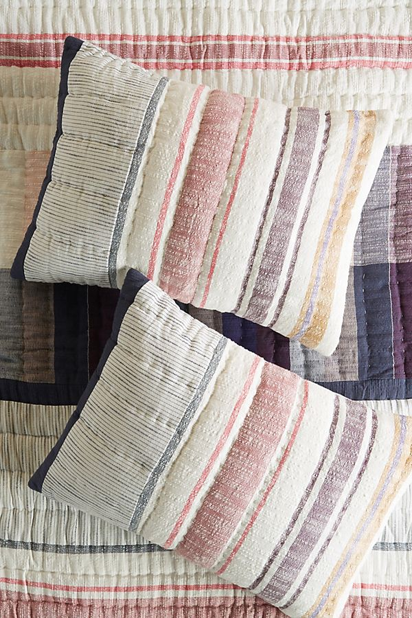 woven-starling-shams,-set-of-2 by anthropologie