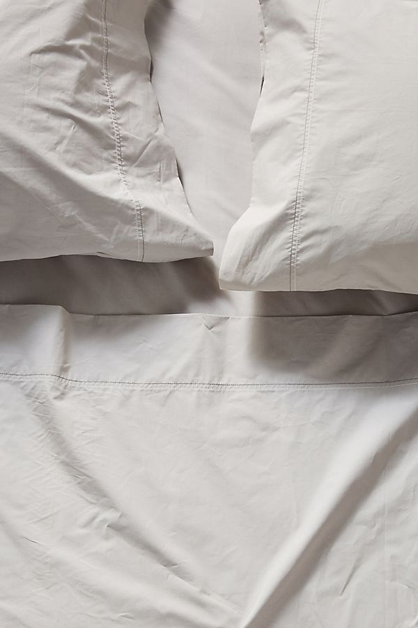 Slide View: 1: Alterra Pure Percale Sheet Set