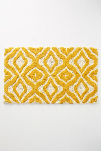 Tufted Cabello Bath Mat