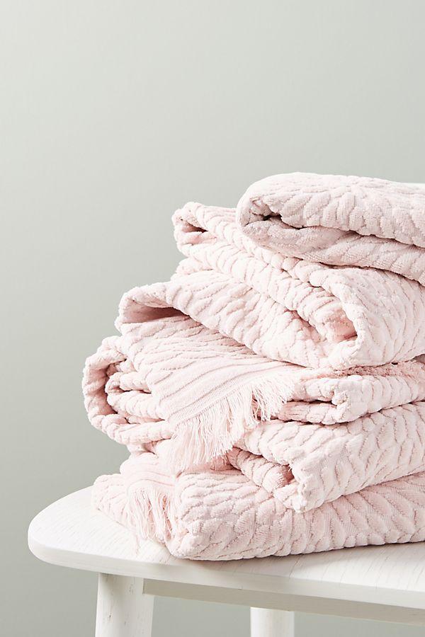 Slide View: 2: Cece Bath Towel Collection