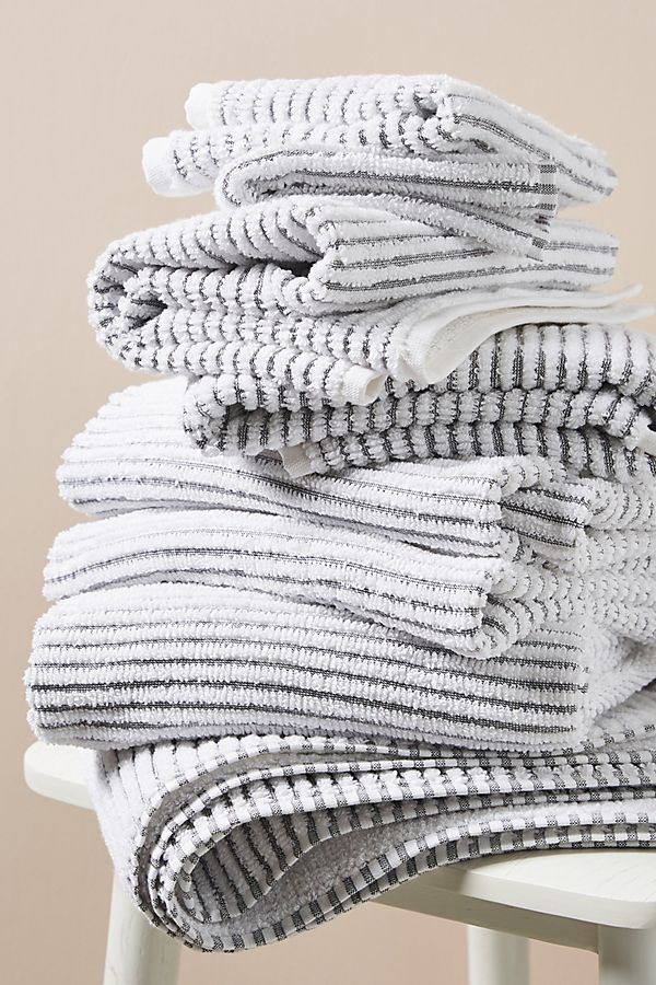 Slide View: 2: Kassatex Sullivan Towel Collection
