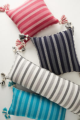 Slide View: 3: Tasseled Ramona Pillow