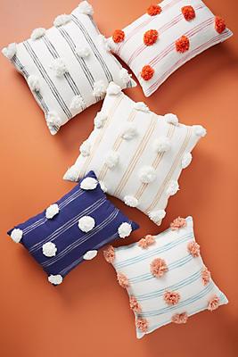 Slide View: 4: Pommed Felicity Pillow
