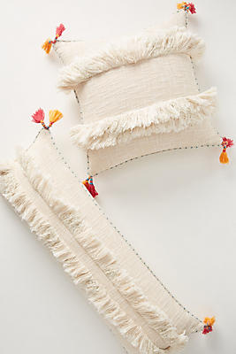 Slide View: 1: Tufted Padma Pillow