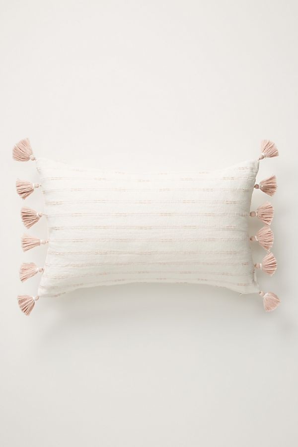 Tasseled Pendana Pillow by Anthropologie
