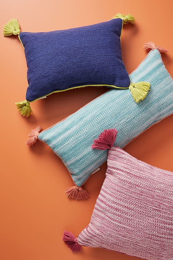 Slide View: 1: Annaliese Indoor/Outdoor Pillow