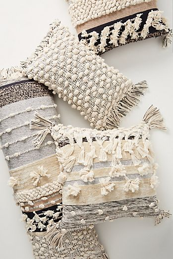 Boho Pillows Amp Unique Accent Pillows Anthropologie