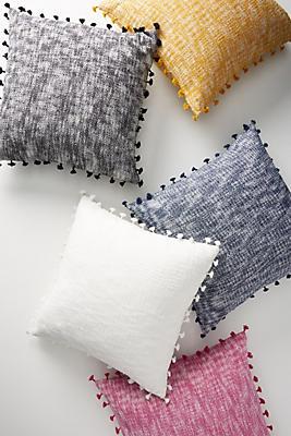 Slide View: 1: Tasseled Martina Pillow