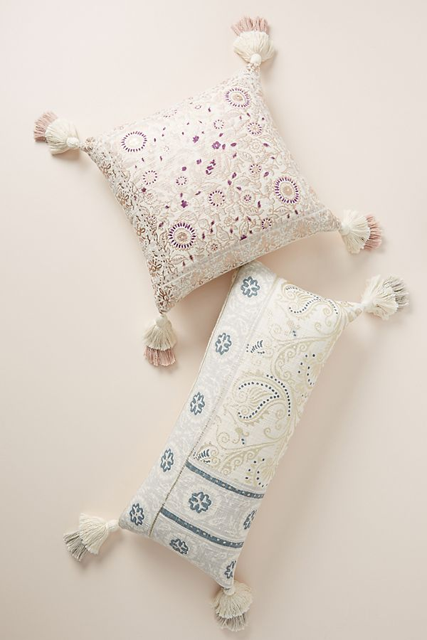 Slide View: 3: Embellished Frederica Pillow