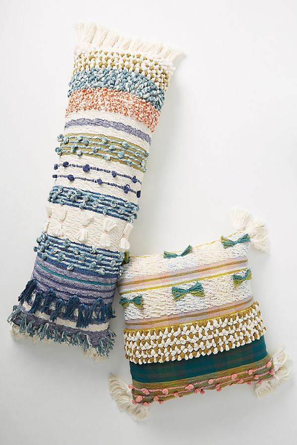 Slide View: 4: All Roads Yucca Pillow