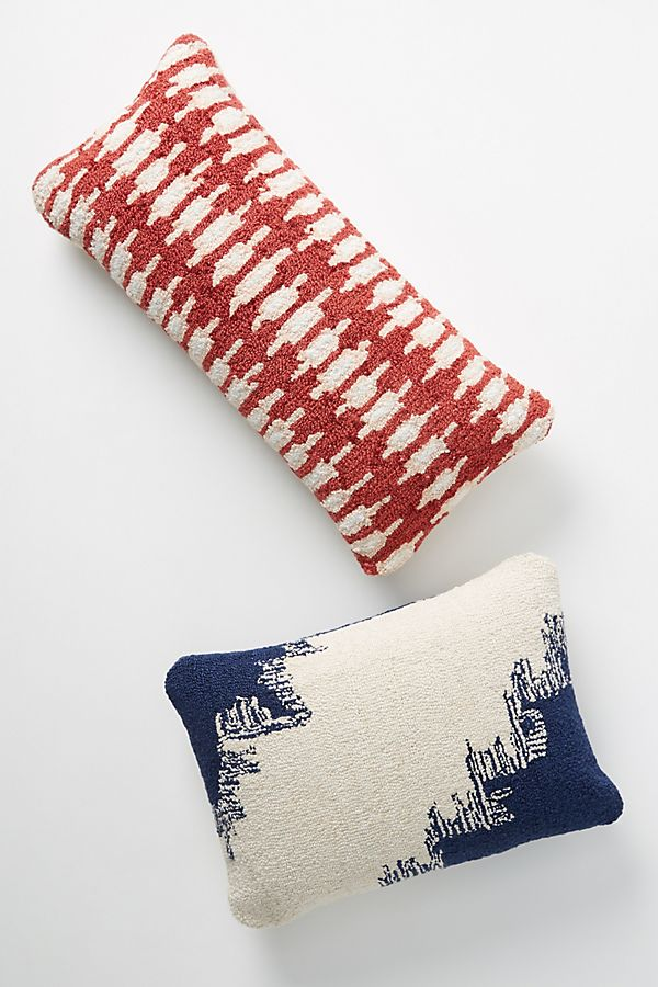 Slide View: 1: Soho Home x Anthropologie Andres Pillow