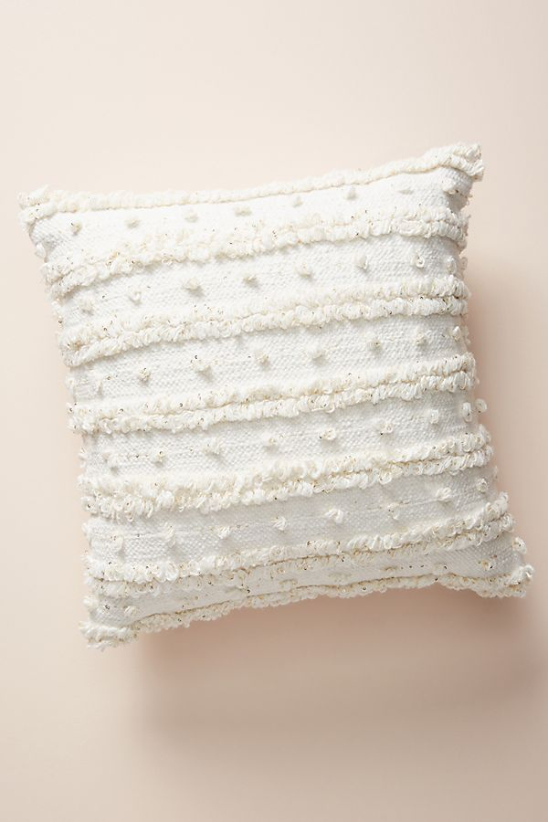 Slide View: 1: Woven Landon Pillow
