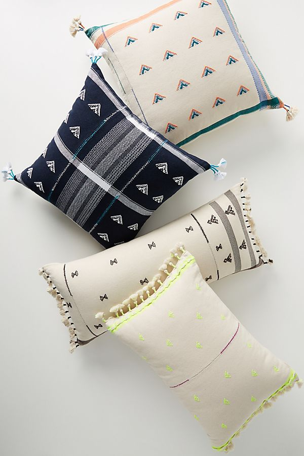 Slide View: 3: Embellished Jodi Pillow