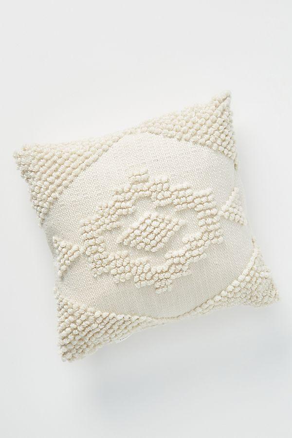 Slide View: 1: Bianca Indoor/Outdoor Pillow