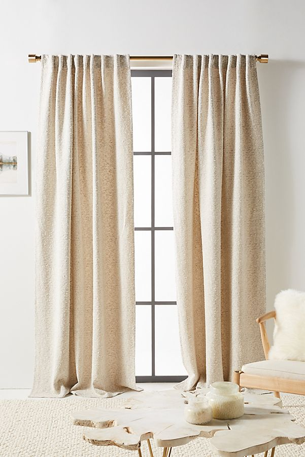 Slide View: 1: Malia Curtains, Set of 2