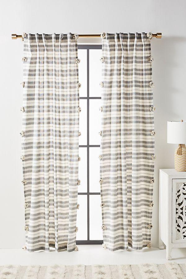 Slide View: 1: Pamela Curtains, Set of 2