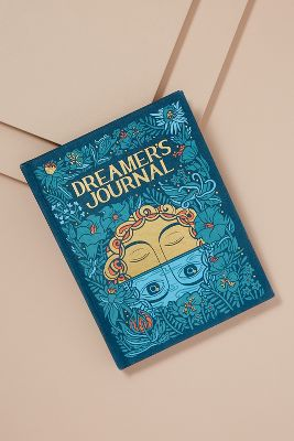 Dreamer's Journal by Anthropologie