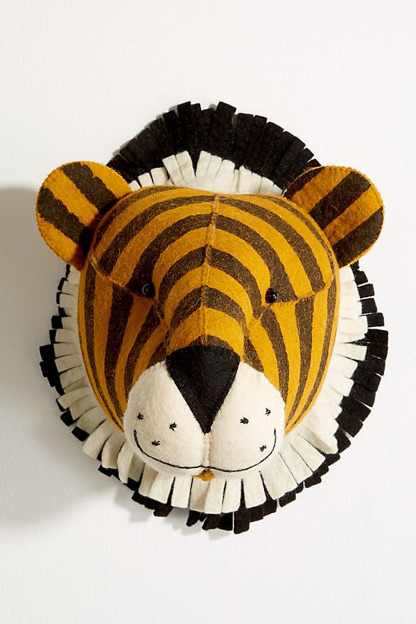 Tiger Head Wall Decor Anthropologie Uk