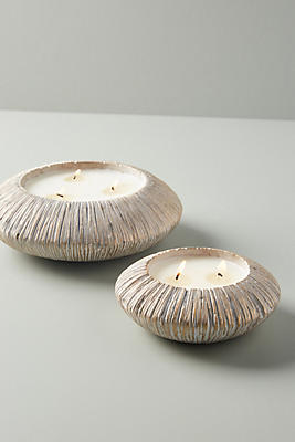 Slide View: 2: Sea Urchin Candle