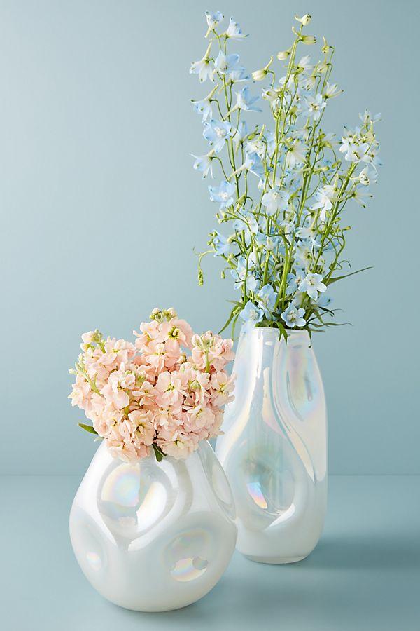 Slide View: 1: Pearlescent Vase