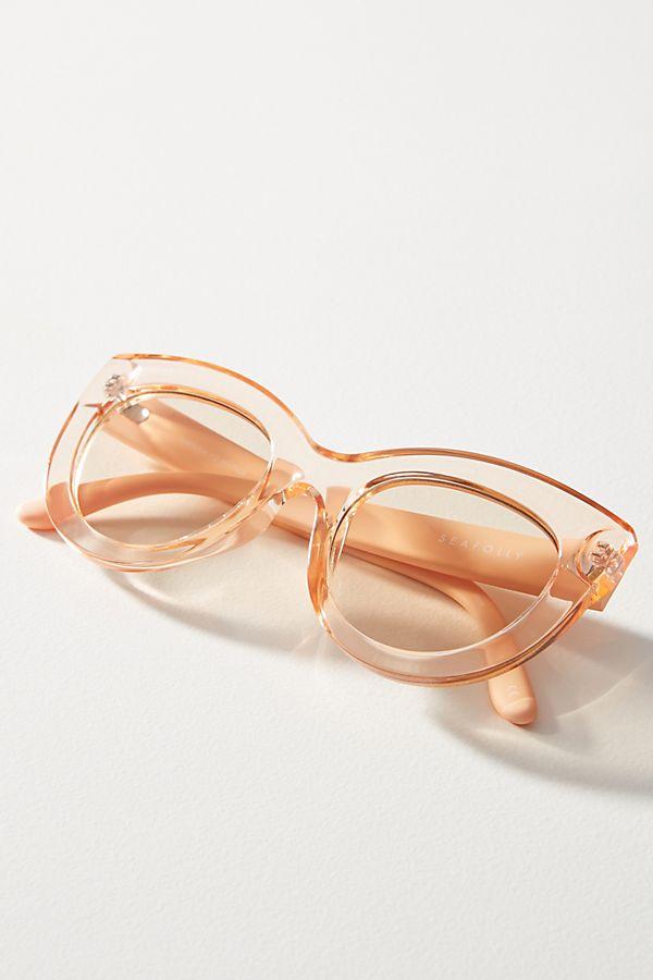 Slide View: 1: Seafolly Tortola Cat-Eye Sunglasses