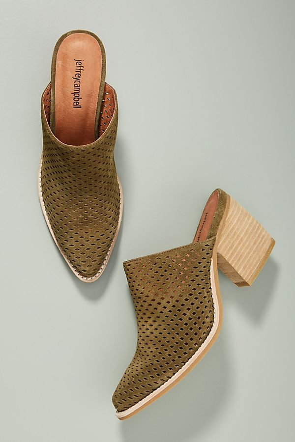 9b73b587fa8e Jeffrey Campbell Favela Perforated Mules