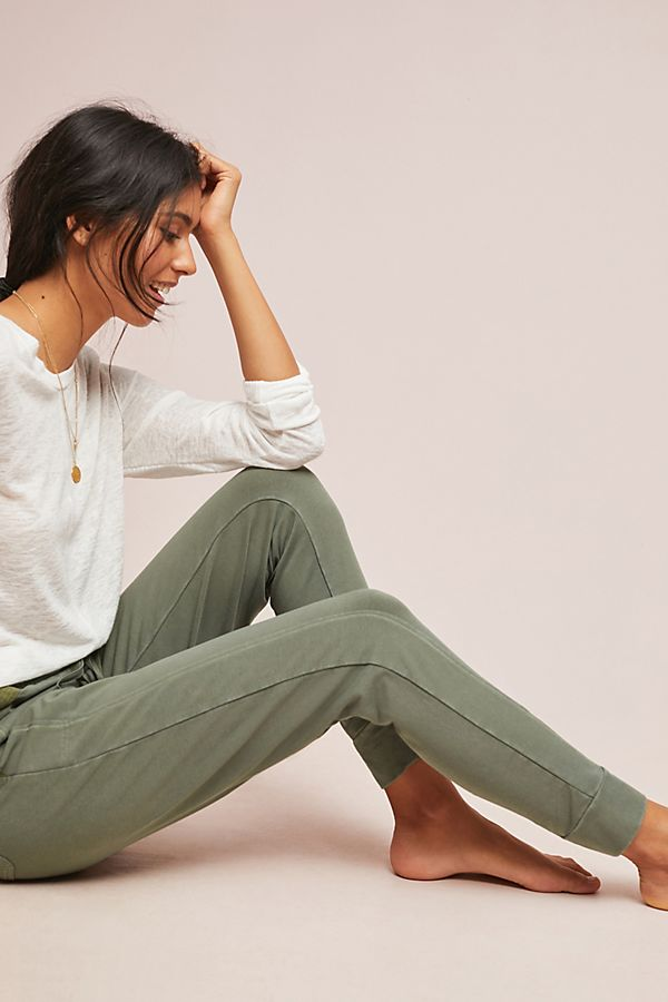 Slide View: 1: Dylan Cropped Joggers