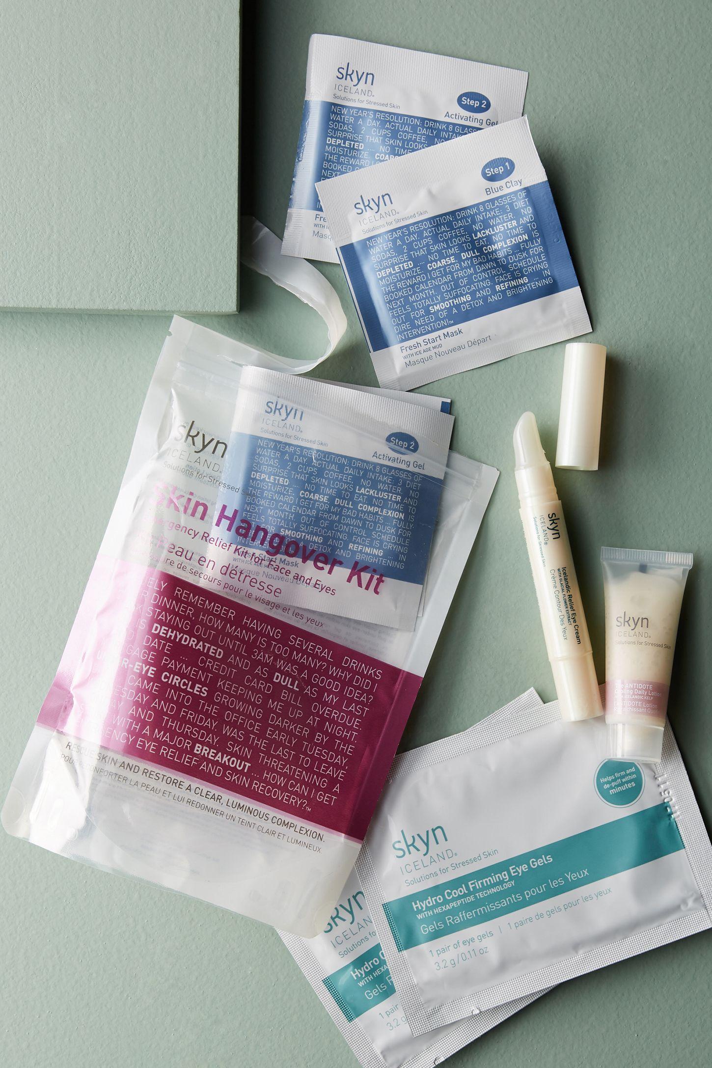 c4901fd5 skyn ICELAND Skin Hangover Emergency Relief Kit