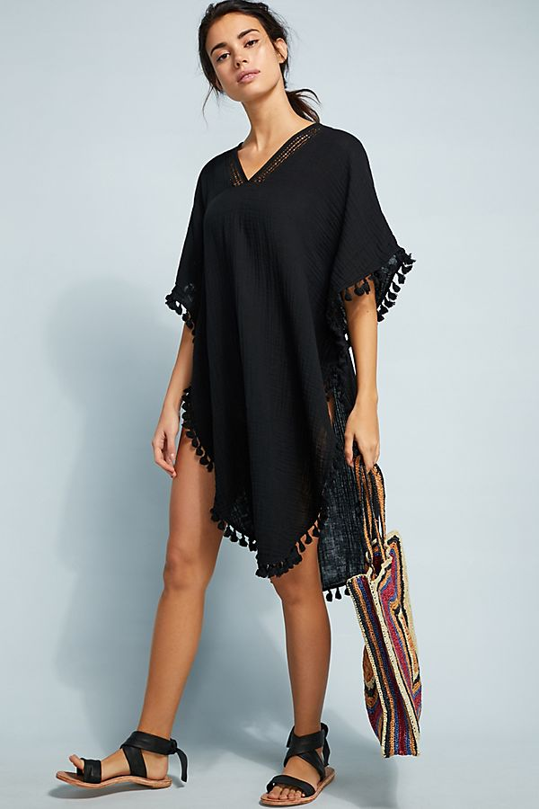 57ce47a38d4 Michael Stars Cover-Up Caftan