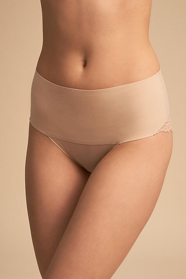 Slide View: 1: SPANX Cheeky Brief