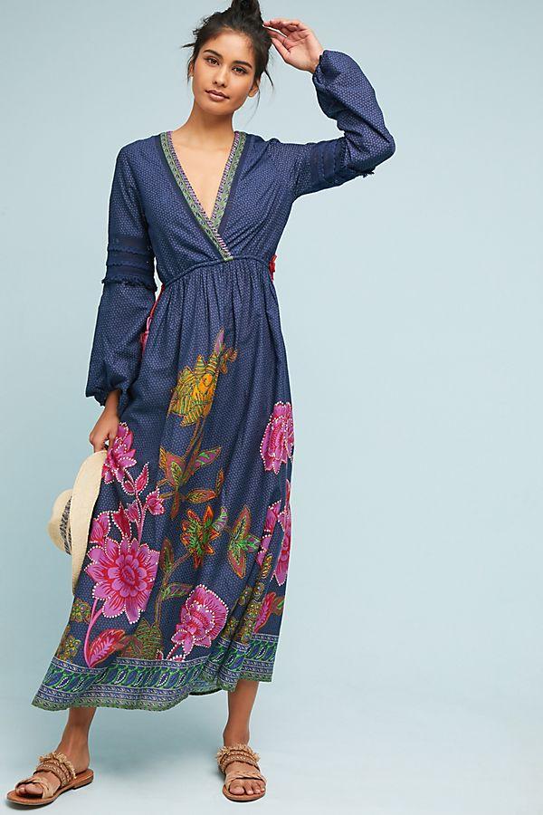 4f7d9e744e Melinda Maxi Beach Dress | Anthropologie UK
