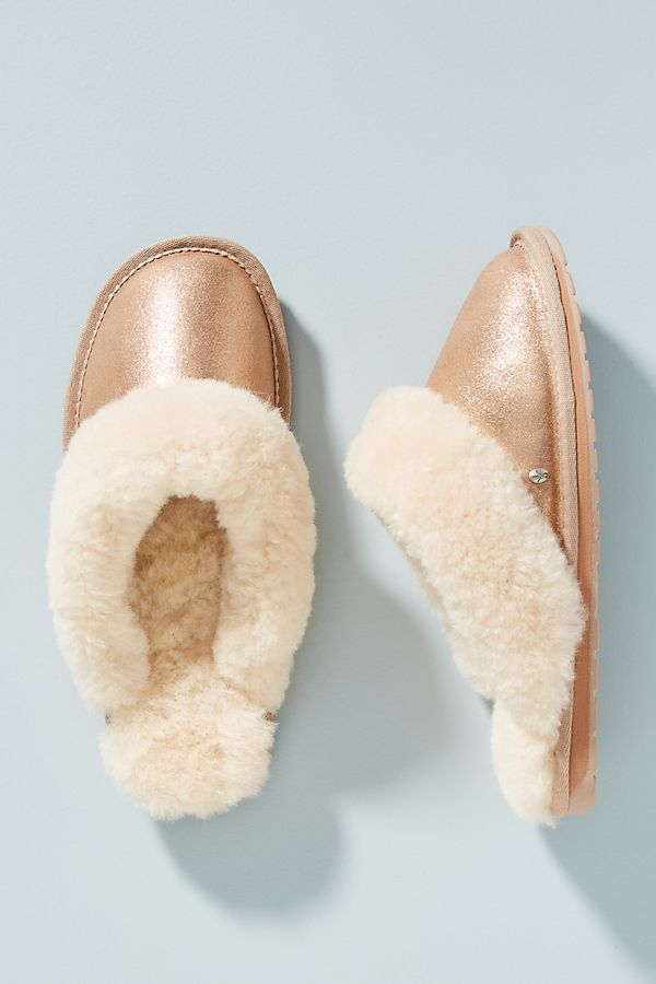 d486e01b70 EMU Jolie Slippers | Anthropologie