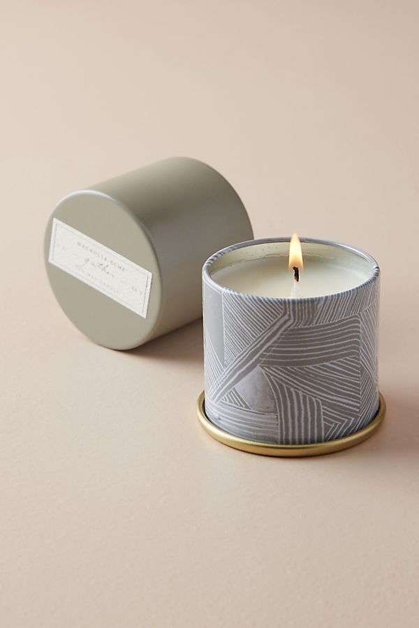 Magnolia Home Mini Tin Candle Anthropologie