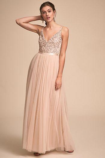3ad205a7a8b44 Beige - Formal Dresses & Evening Dresses | Anthropologie