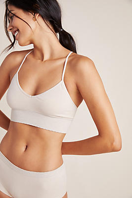 Slide View: 1: Floreat Seamless T-Back Bralette