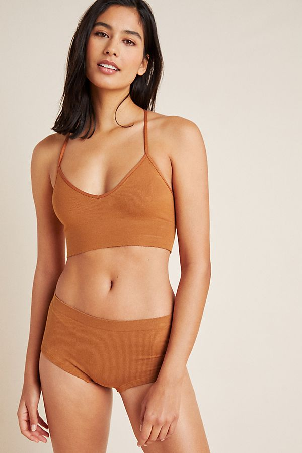 Slide View: 3: Floreat Seamless T-Back Bralette